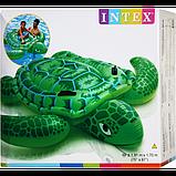 Надувная игрушка Черепаха Intex, фото 5