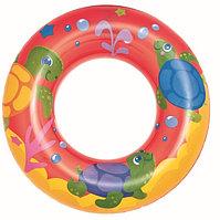 """Круг надувной для плавания """"Морские приключения"""", от 3-6 лет"""