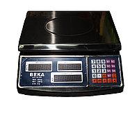 """Настольные торговые электронные весы """"BEKA ACS AR-006"""", 30 кг"""