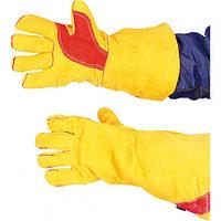 Перчатки Восточные Тигры G129 Краги