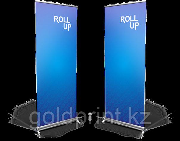Ролл ап (Roll Up) 2*0,8м, фото 2
