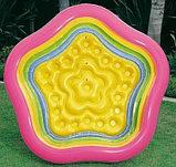 "Детский надувной бассейн Intex ""Краски лета"" Summer Colors Pool, фото 2"