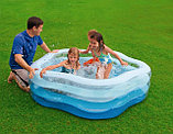 "Детский надувной бассейн Intex ""Краски лета"" Summer Colors Pool, фото 4"