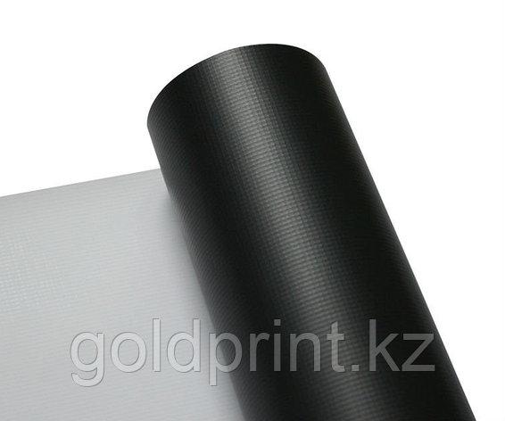 Баннер Flex 340гр. 3,20м*50м Black back , фото 2