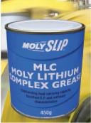 Смазка для подшипников MOLYSLIP MLC