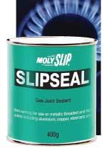 Смазка герметизирующая газовая Slipseal