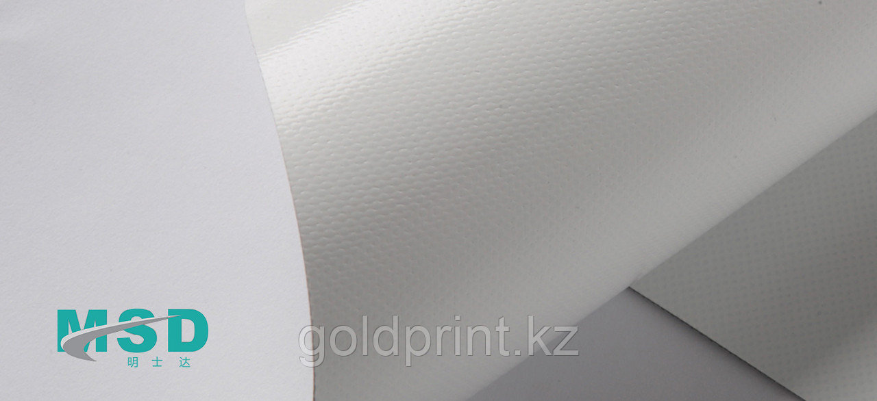 Баннер MSD 400гр. 3,20м*50м глянец/матовый