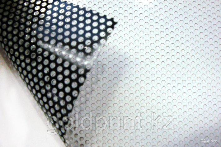 Пленка для печати Flex перфорированная 1,52м*50м , фото 2
