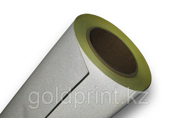 Светоотражающая пленка для печати 1,24м*45,7м сольвент/экосольвент , фото 2