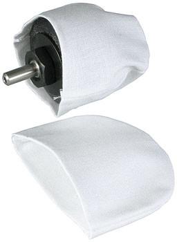 Ткань полир. для KJ140R,п/сф. D40*40мм,2шт, KJ841R