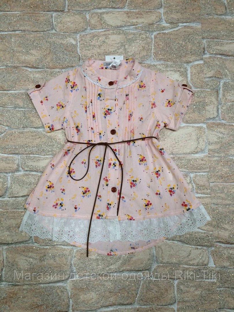 Летние  платья для малышей.