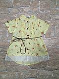 Летние  платья для малышей., фото 3