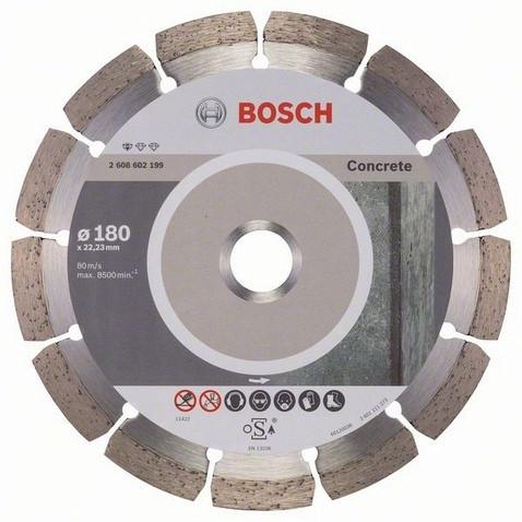 (2608602199) Алмазный диск Professional for Concrete180-22,23