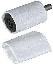 Ткань полиров. для KJ120,цил. D20*32мм, 2шт, KJ821