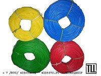 Трубка электроизоляционная ПВХ ТВ-40 цветная