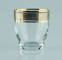Стакан Fleur 300мл виски 6шт. 25186-Q8074-300