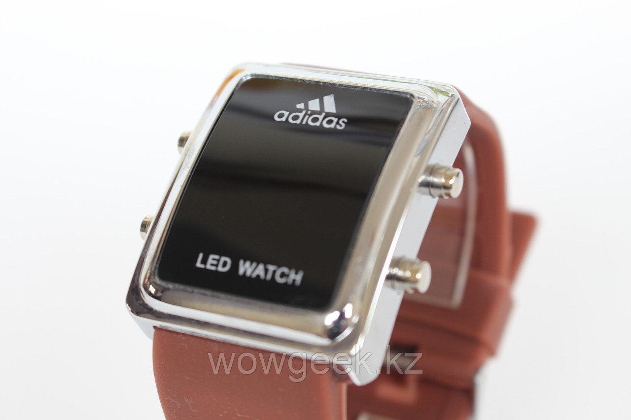 Мужские светодиодные часы АДИДАС