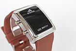 Мужские светодиодные часы АДИДАС, фото 4
