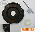 Набор шлифовальный Arbortech Industrial Woodcarver PRO-KIT, диск + кожух для гриндера, фото 2