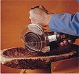 Набор шлифовальный Arbortech Industrial Woodcarver PRO-KIT, диск + кожух для гриндера, фото 3