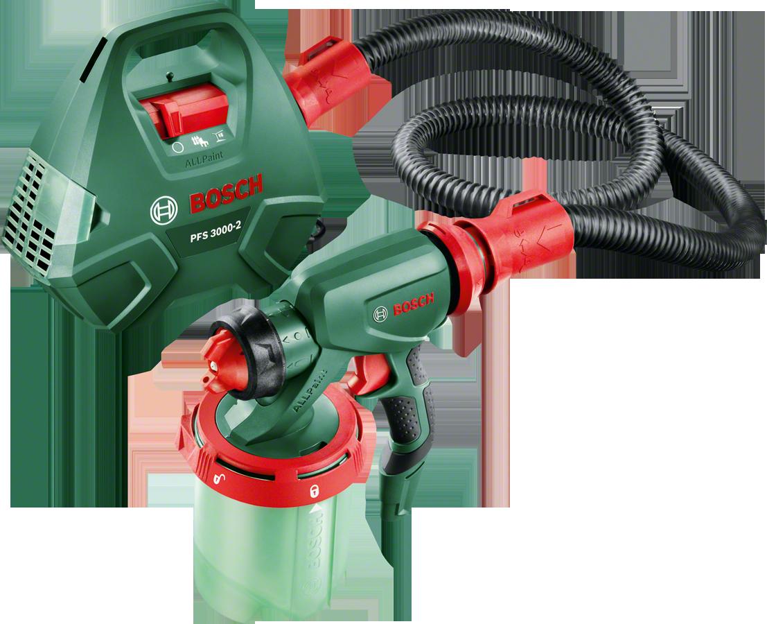 Краскопульт PFS 3000-2 (0603207100)// Bosch