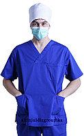 Костюм GS хирурга синий