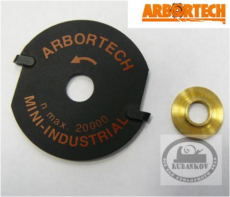 Фреза Arbortech TungSten Carbide Blade, 50мм, с двумя зубьями