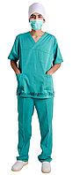 Костюм GS хирурга зеленый