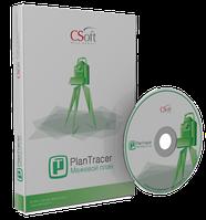 PlanTracer Межевой план 7.x, сет. лицензия, доп. место