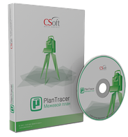 PlanTracer Межевой план 7.x, лок. лицензия