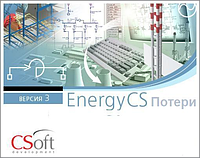 EnergyCS Потери v.x -> EnergyCS Потери v.3, сет. лицензия, серверная часть, Upgrade