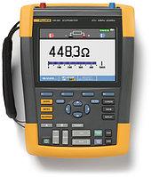 FLUKE 190-062 - цифровой запоминающий осциллограф-мультиметр (скопметр)
