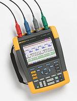 FLUKE 190-104 - осциллограф-мультиметр четырехканальный 100 МГц