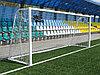 Ворота для футбола стационарные 7,32х2,44, фото 2