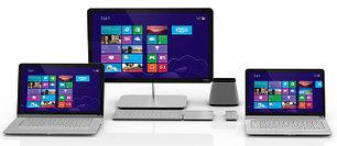 Моноблоки, ноутбуки,компьютеры, планшеты, мониторы
