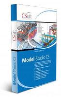 Model Studio CS Строительные решения v.x -> Model Studio CS, корп. сет. лиц-я, доп. место, Upgrade