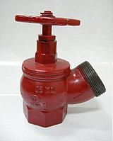 Пожарный кран КПК-50 угловой (чугунный)