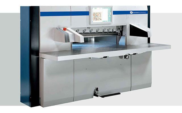 Wohlenberg WB 115 / Perfecta 115 TS - бумагорезальная машина