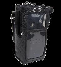 Чехол кожаный для раций Hytera PT-580H