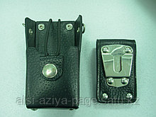 Чехол кожаный для раций HYT TC-500