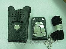Чехол кожаный для раций HYT TC-500/600