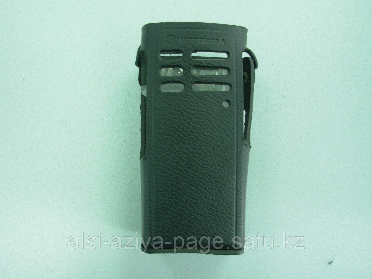 Чехол кожаный для GP140/340/640 Motorola