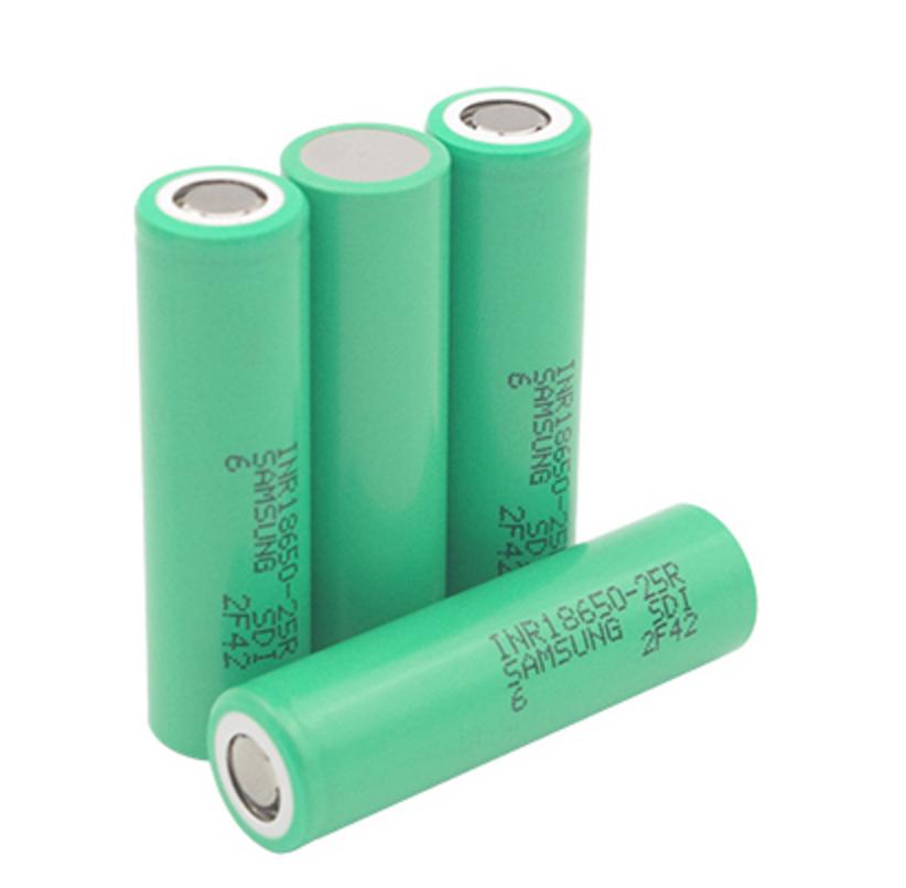Литий-ионный аккумулятор 18650 SАМSUNG INR 18650-25R для электронных сигарет 2500mAh