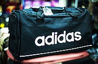 "Спортивная сумка ""ADIDAS"", средняя 49х23х28 см (черная)"