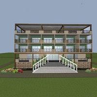 Индивидуальное строительство гостиниц из SIP панелей по канадской технологии