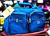 "Дорожная сумка ""Asiapard"", 42х24х30см (голубая)"