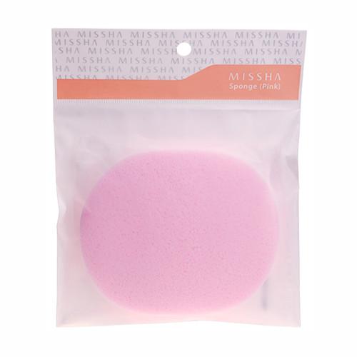 Очищающий спонж Natural Sponge (розовый)