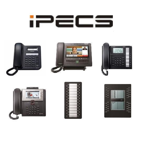 IP телефоны iPECS кратко...