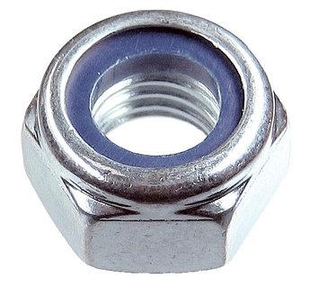Гайка с нейлоновым кольцом DIN 985 М12