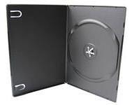 Упаковка для дисков DVD box 14 мм на 1 диск